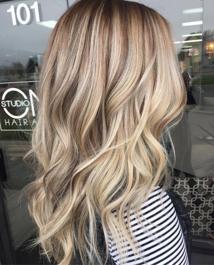 20 Beautiful Winter Hair Color: 25+ Best Ideas About Dark Blonde Hair On Pinterest