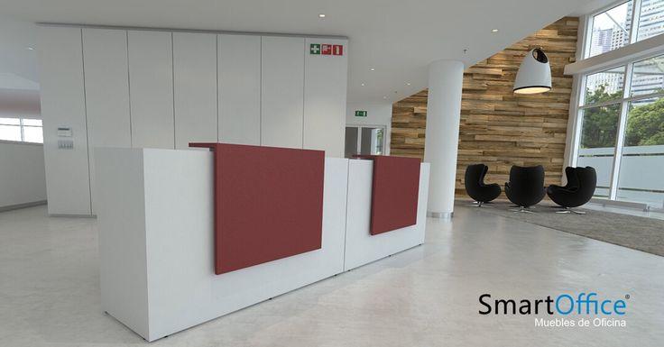 ▪️Muebles para recepciones ▪️Mirá todas sus variantes y adicionales en http://smart-office.com.ar/producto/recepcion/ _______________________ #diseño #muebles #art