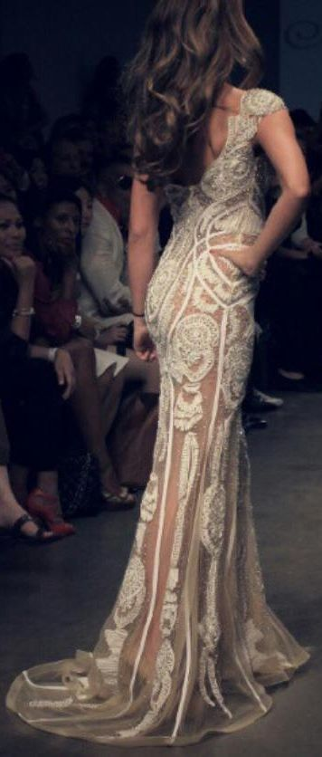 Beautiful Chanel gown