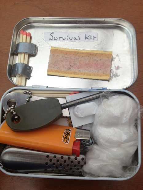 Altoids Tin Survival Kit and other clever uses for Altoids cans