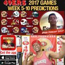 Watch Youtube live: https://youtu.be/nEl0Z_lan88 Starting at Jul. 1, 7:00 PM PDT How will Armstead, Buckner, Thomas & Foster treat Frank Gore in week 5? They don't even know him? In the Redskins game it will be the QB that Shanahan wanted, vs the QB currently under center in SF! Kirk Cousins vs Brian Hoyer how will that end? The east coast swings and the NFC east will be the toughest part of the schedule. The 49ers will return home for a grudge match with Dak and Zeke. Will the 49ers be…