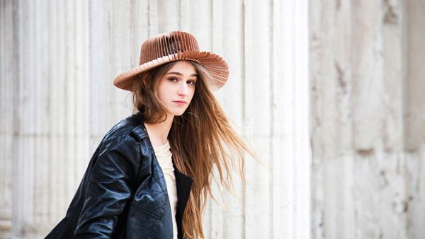 Tete de bois, sombreros de Madera