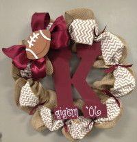 Team Spirit Wreath