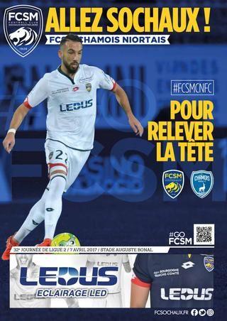 """Allez Sochaux !"" - FCSM-Chamois Niortais"