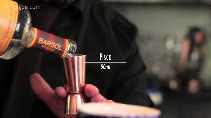 Με τη βοήθεια του Δημήτρη Παπαϊωάννου θα ολοκληρώσουμε την γνωριμία μας με το Pisco αλλά και τις τεχνικές εκείνες που αναδεικνύουν μια βάση, όπως το γνωστό περουβιανό ποτό, σε μια γαστρονομική εμπειρία.