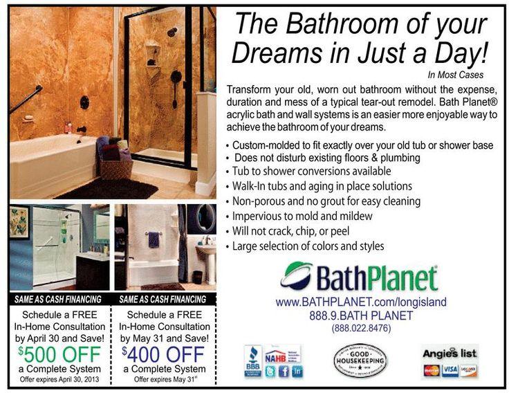 11 best bath planet images on pinterest bathroom for Bathroom remodel under 10000