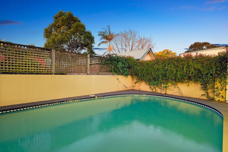 #pool #vintage #sky #garden #mustard #forsale #auction #Haberfield