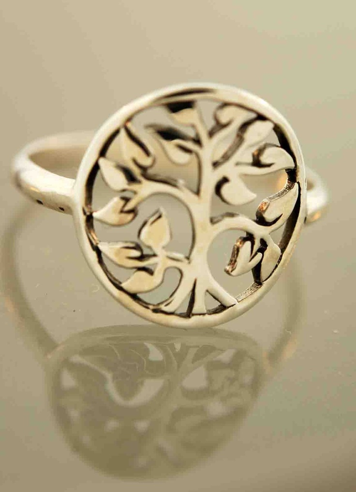Coveted Tree of LIfe Ring 2 by TeriLeeJewelry on Etsy