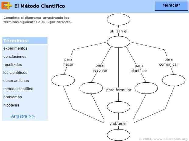 El método científico (educaplus.org) - Didactalia: material educativo