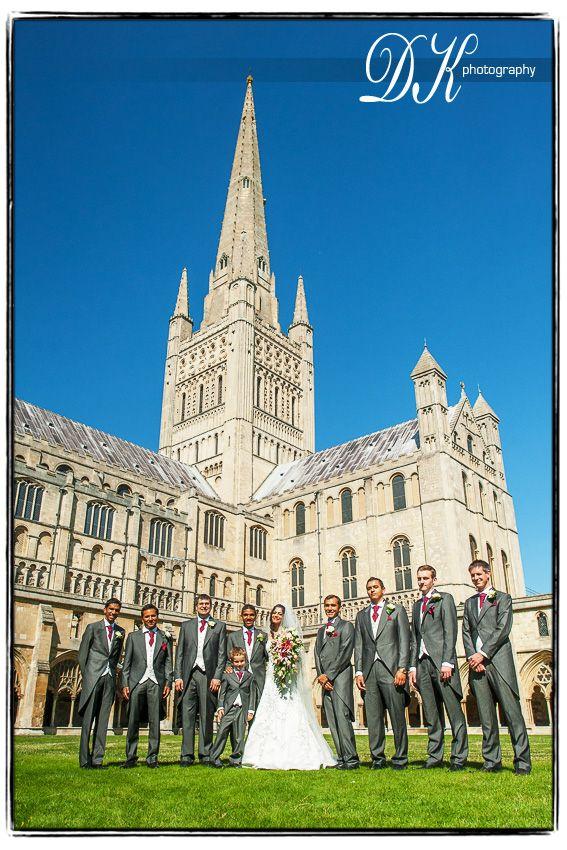 Nikki & Haresh – 18th August 2012 – Wedding – Norwich Cathedral & Dunston Hall, Norwich, Norfolk » Blog   Norfolk Wedding Photographer