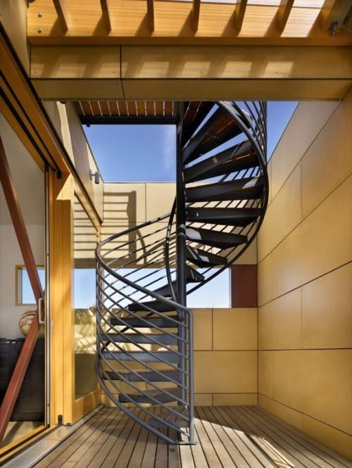 Outdoor Spiral Stair J B HOUSE IDEAS Pinterest