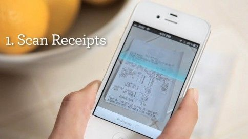 best iphone receipt tracking app