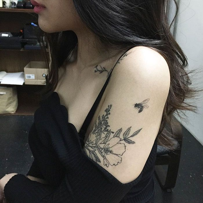 Best 20+ Korean Tattoos Ideas On Pinterest