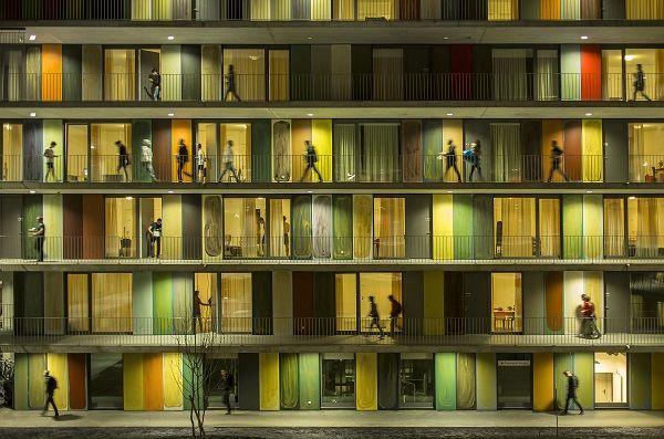 EPFL Quartier Nord Architect: Richter Dahl Rocha & Associés Location: Ecublens, Switzerland Date: April 2014 PAYPAL reference: 2HB90218MU541123C
