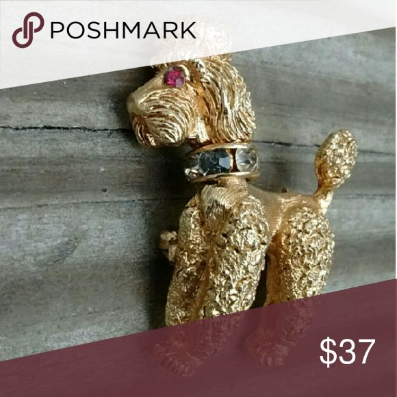 Napier Dog Pin #17231730 - Worthpoint