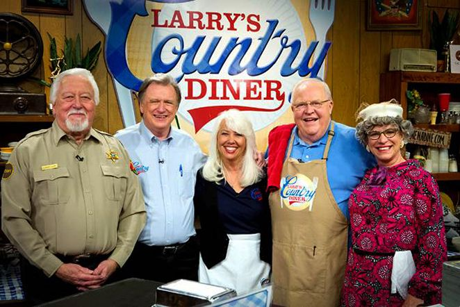 17 best Larry's Country Diner images on Pinterest ...
