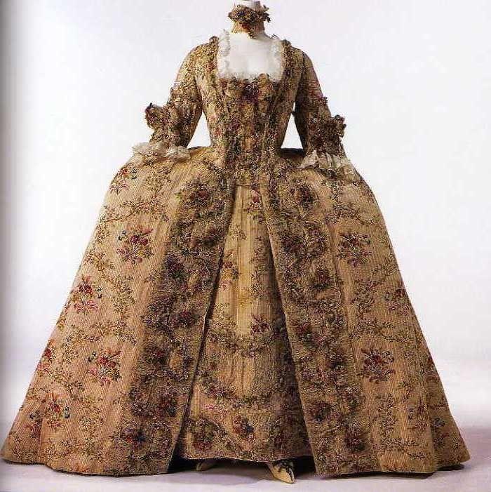 Histoire de la mode en France  robes anciennes et robes de mariées ...