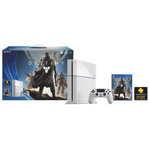 PlayStation 4 500GB Destiny Bundle - White