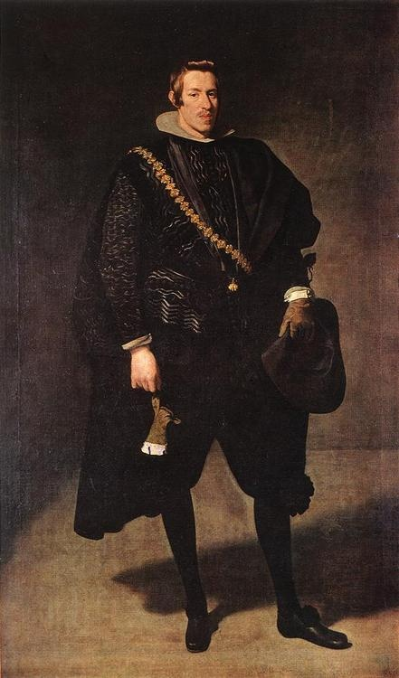 Portrait of the Infante Don Carlos by Diego Velazquez  Date: 1626-1627