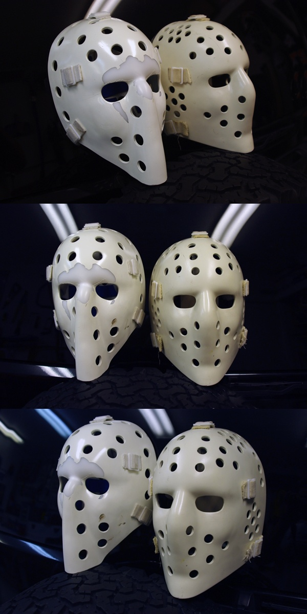 hockey goalie masks