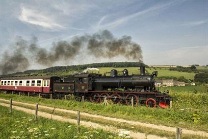 Foto van De Miljoenenlijn   ZLSM in Simpelveld (Limburg)