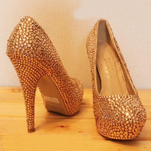 aiguille dor dor escarpins pour robe robe de chaussure talon chaussure mariage femme pas robes de soiree de soire - Chaussure Mariage Femme Gemo