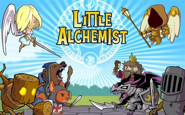 Little Alchemist v1.36.01 – Alışveriş Hileli Mod Apk | Full Hile APK indir