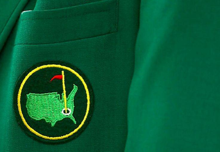 The Masters Green jacket: el sueño de todo golfista!!!