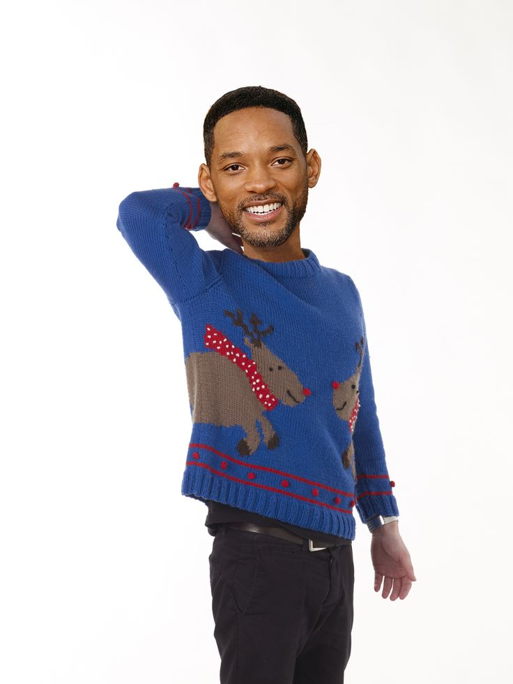 This year Christmas Jumper Day is on Friday 13th December, will you be wearing yours on the day? #xmasjumperday #SavetheChildren #celebrity #spoof #WillSmith
