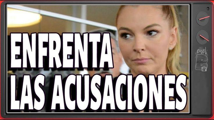 POR FIN! Marjorie de Sousa enfrenta las acusaciones