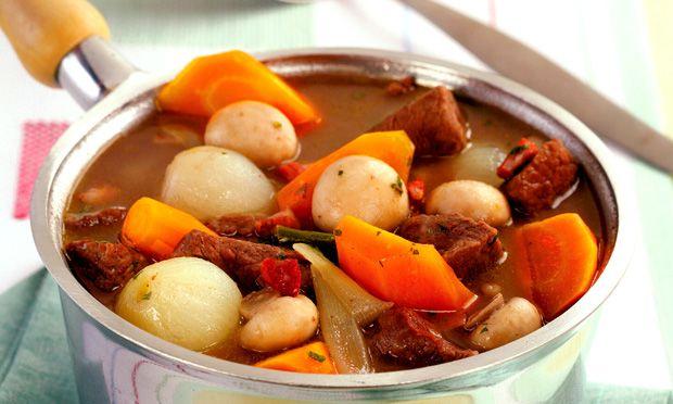 Cozido Irlandês (Irish Stew)