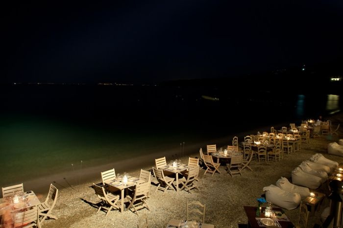 #Pelion Beach Bar in #Kalifteri #beach #6keys #Afissos #Greece