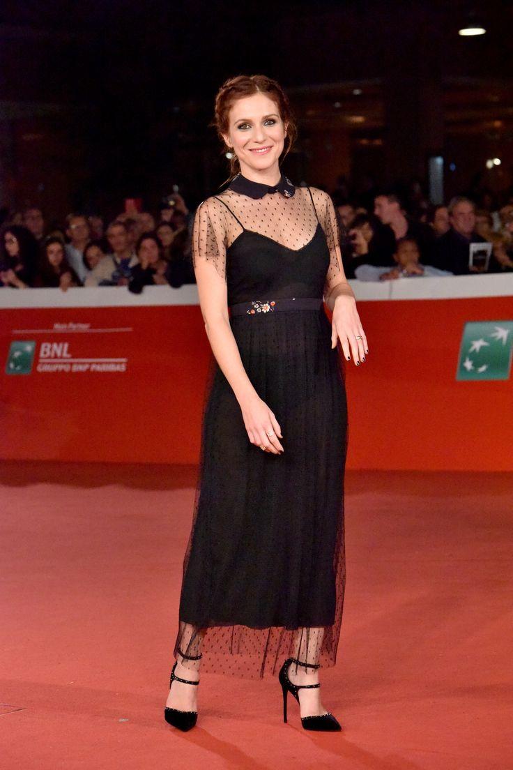 Alla festa del cinema di roma in questi giorni nella capitale l attrice isabella