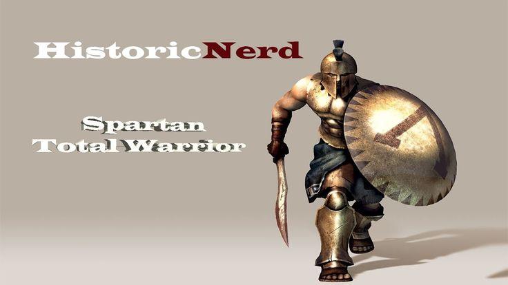 HistoricNerd: Spartan Total Warrior