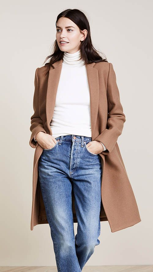 d7087df68a00 20 Of The Best Camel Coats For Women For Winter 2018! | BEAUTY ...