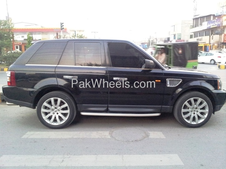 Used Range Rover Sport 2006 Car for sale in Lahore - Used Car 508161 - 1638488