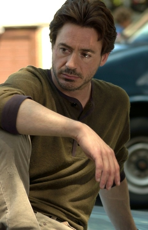 "Robert Downey Jr. in ""A Guide to Recognizing Your Saints"""