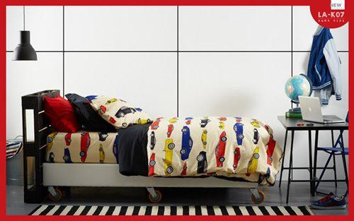 Ý tưởng phòng ngủ cho bé trai 2