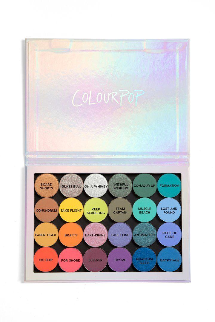 New arrivals colourpop colourpop shadow palette