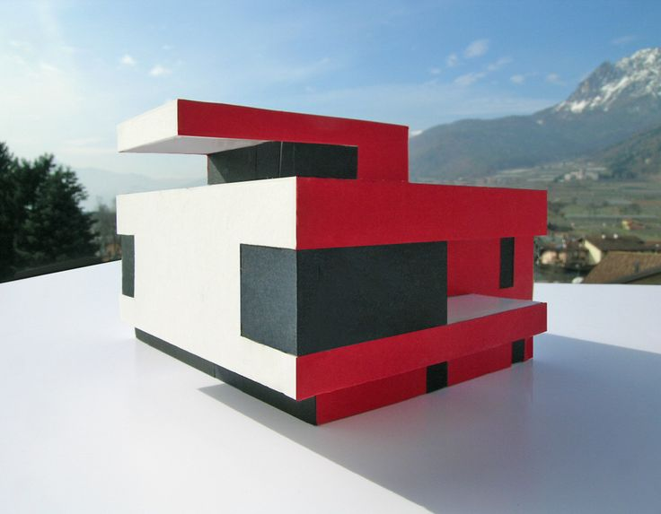 BFA | BL single family house #architecture #3dModelling #contemporary #modern #mountains