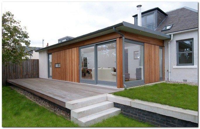 Simple Dormer Loft Conversion 92 Bungalow Extensions Flat Roof Extension Bungalow Exterior