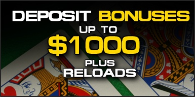 1st Deposit  BONUS  The bonus Allied1000 is a 100% up to $/ ¨1000 SignUp and First Deposit bonus. Earn 30/45 times the bonus amount in PokerPoints within 60 days after the deposit in order to get the bonus. http://www.pkrounders.com/bonuses.html