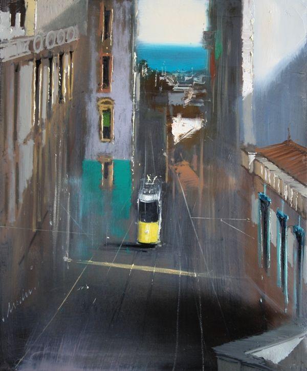 Jean ARCELIN - site officiel - Peintre - Portraitiste - Tous ses tableaux - Huile sur toile - Paris - Villes