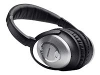Bose Quiet Comfort 15  While they're no bargain, the Bose QuietComfort 15s currently offer the best sound and silencing capabilities in a pair of noise-canceling headphones.    Price: $299.00 - $299.99    #want!