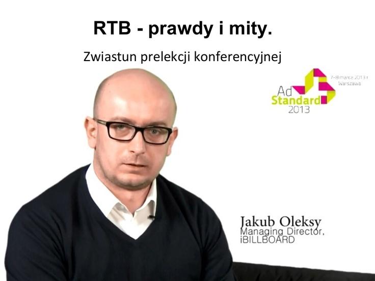 AdStandard Jakub Oleksy iBillboard