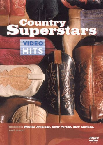 Country Superstars: Video Hits [DVD] [2004]