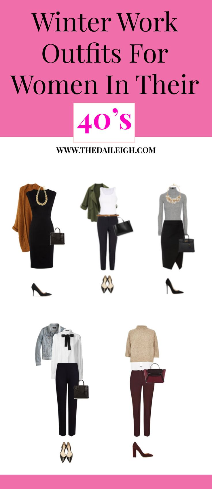 Being stylish in the office isn't hard to achieve with a mix of the right wardrobe pieces. Your 9 to 5 is no place to start experimenting with the latest trends and trying to be trendy; however, you can still pull off a stylish and chic outfit and be the part. Just because you have a work dress c