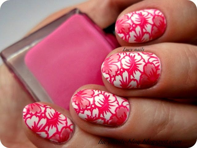 Born Pretty Stamping Nail Polish #21 , plate BPL-029 Born Pretty Store