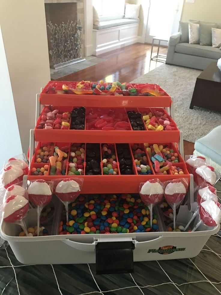 Tackle Box Candy Bar TackleBox