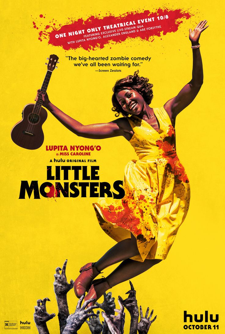 Lupita N'yongo the reigning Queen Of Scream in